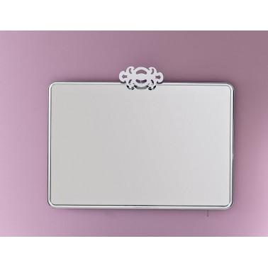 Modern Italian Bathroom Mirror