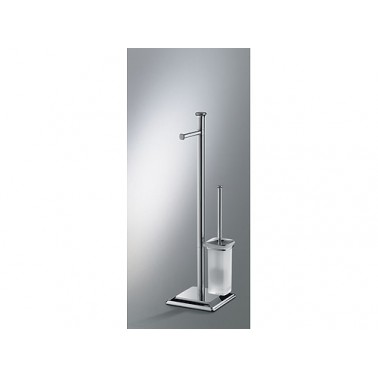 Standing Column with Paper Holder and Brush Holder - Portofino by COLOMBO