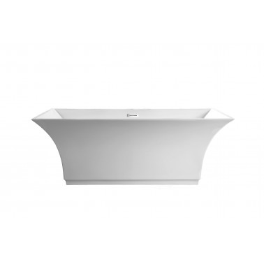 Contemporary Freestanding Acrylic Tub