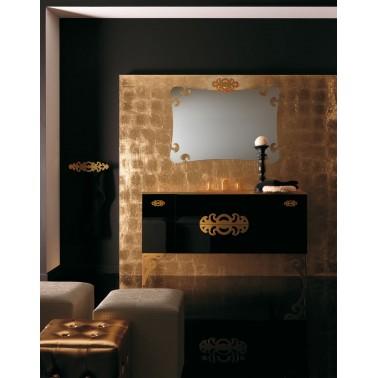 Art-Deco bathroom vanity set Glamour 2
