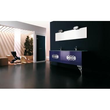 Art-Deco bathroom vanity Glamour 6