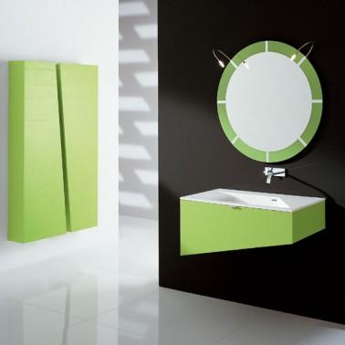 Modern Italian Bathroom Vanity set Kiss - 02