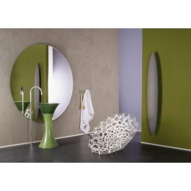 Modern Italian Pedestal Vanity Calice by Regia