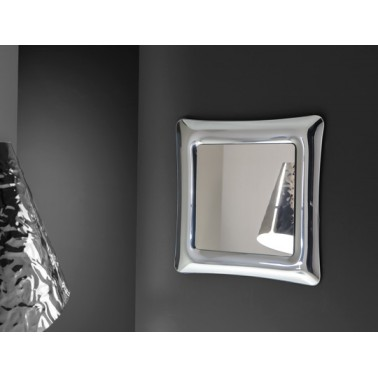 Italian Designer Bathroom Mirror Sinuo