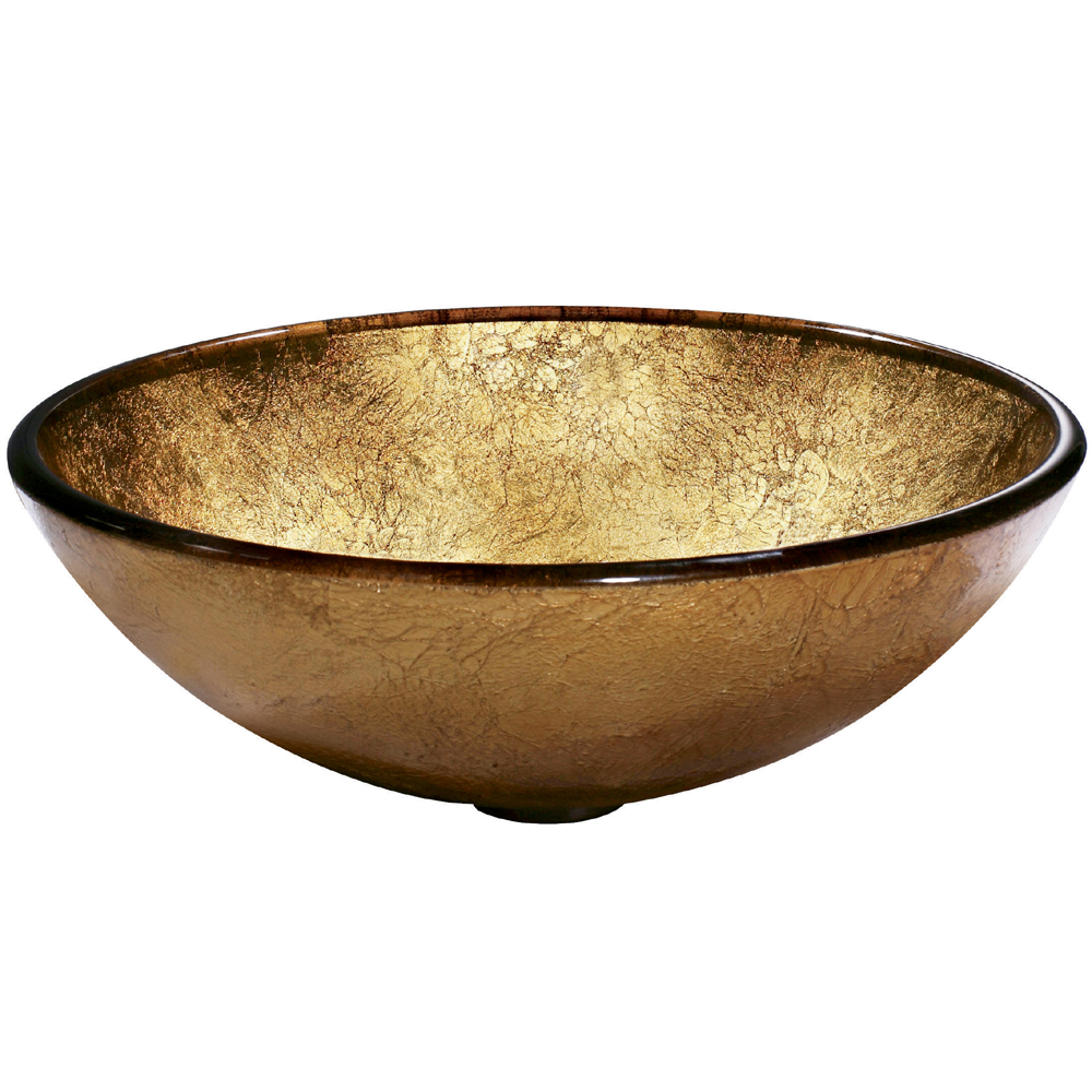 liquid gold glass vessel bathroom sink $ 125 00 the vigo liquid gold