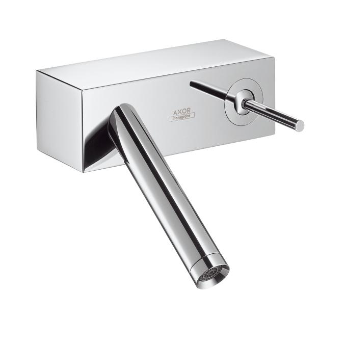 Home > Bath > Axor Stark X Wall-Mounted Single-Handle Faucet