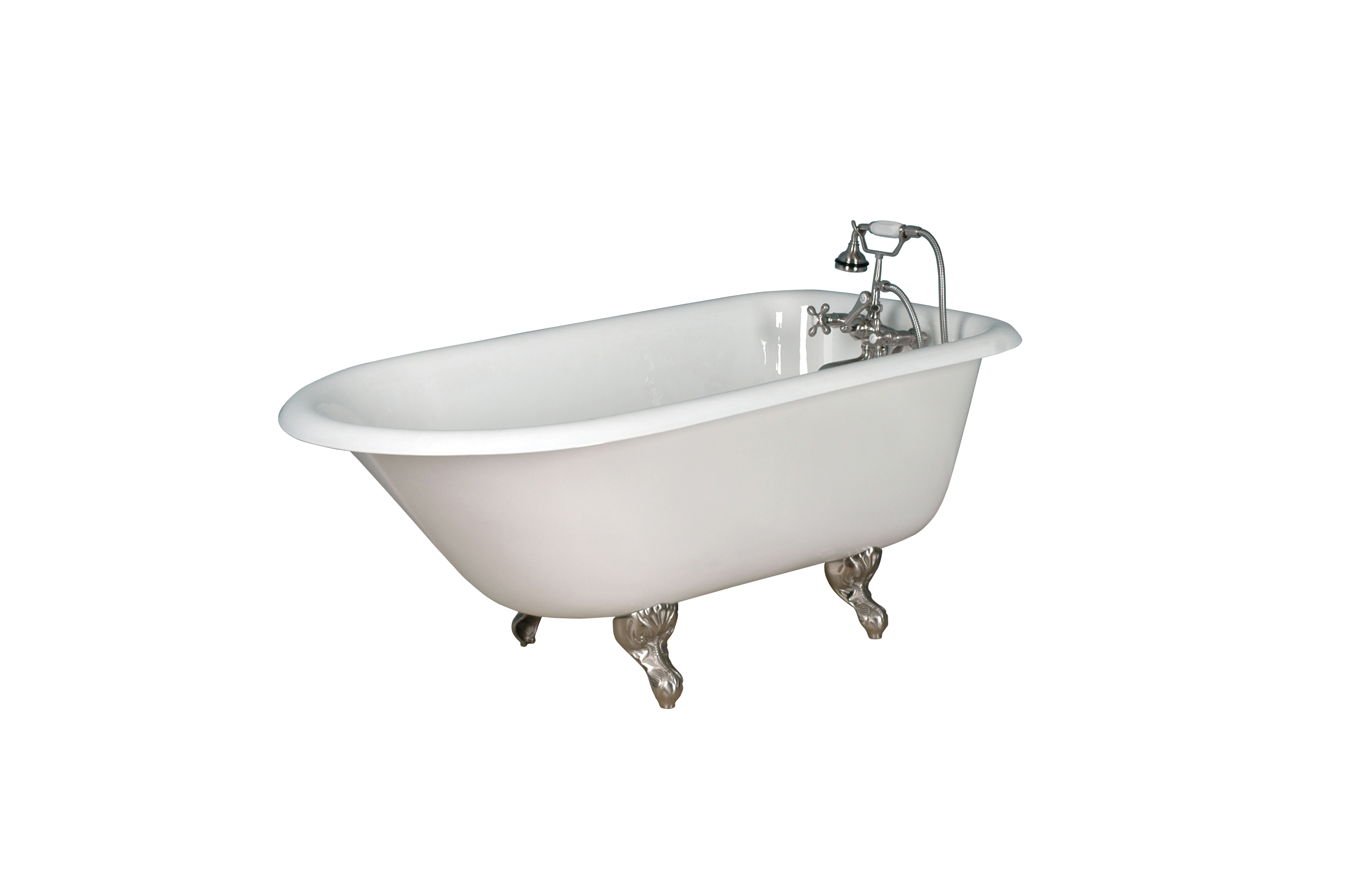 Http Www Exclusivehomebath Com Product Classic Roll Tup Cast Iron Bathtub