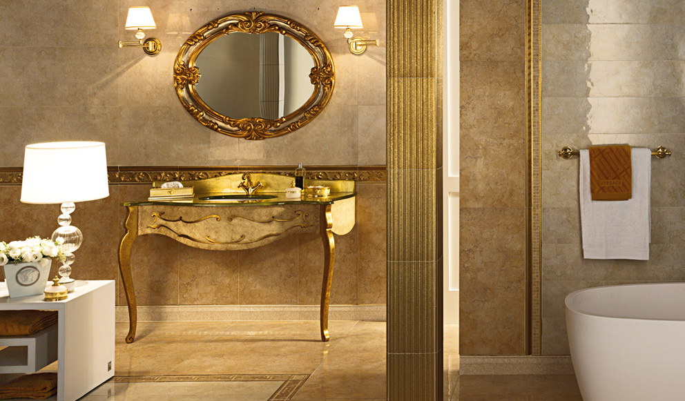 Cool Versace  Designer Ranges Gallery  Yettons Tiles And Bathrooms