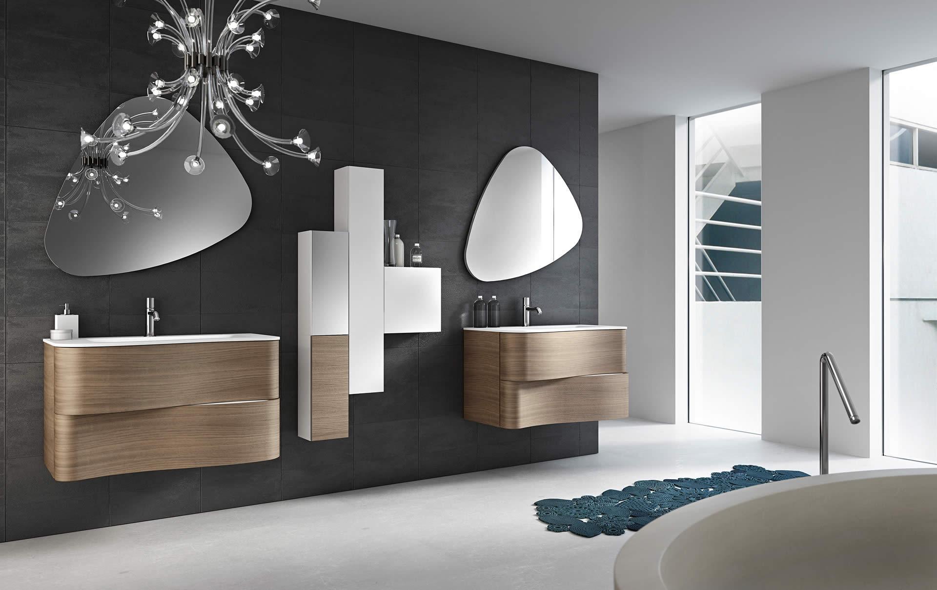 Modern vanities - Armoire salle de bain design ...