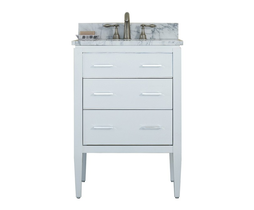 24 Inch Traditional Bathroom Vanity