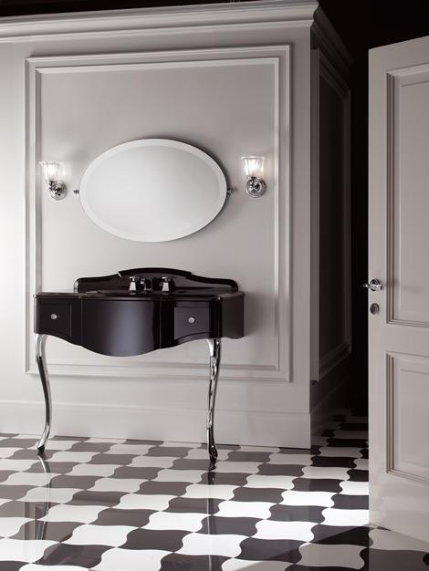 Black high gloss bathroom vanity units - Home Gt Classic Bathroom Vanities Gt Miami By Devon Amp Devon