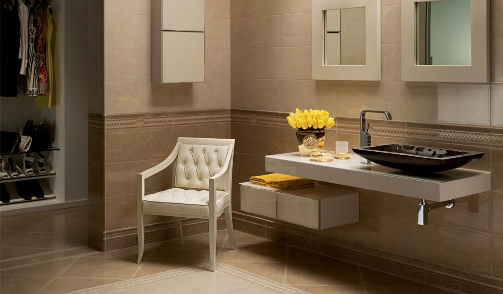 Perfect Ceramic Tiles Of Italy Showcases Bathroom Furnishings At Cersaie