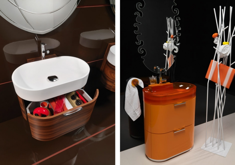 Regia Bathroom Vanity