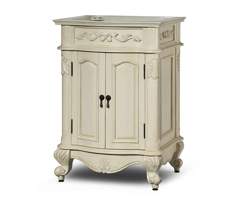 Traditional Bathroom Vanity 24 Inch